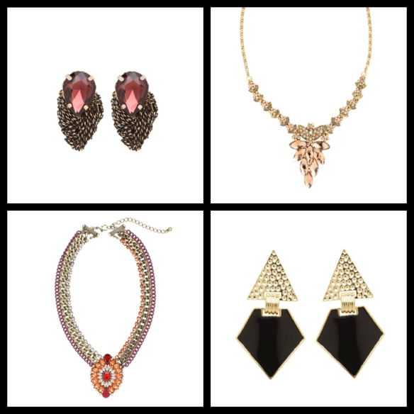 Lady Fox Accessories - Antique via @houseofturtle